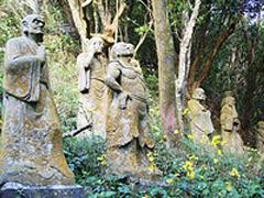 その他の仏―羅漢(らかん)と垂迹神の画像